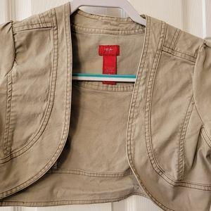 Mossimo girls jacket (S)